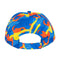 Multicolored Women's Not a Dot Santa Cruz Strapback Hat Back