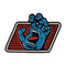 Work Hand Santa Cruz Skateboard Lapel Pin