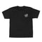 Black Opus Dot Youth Kids Santa Cruz Skateboard T-Shirt