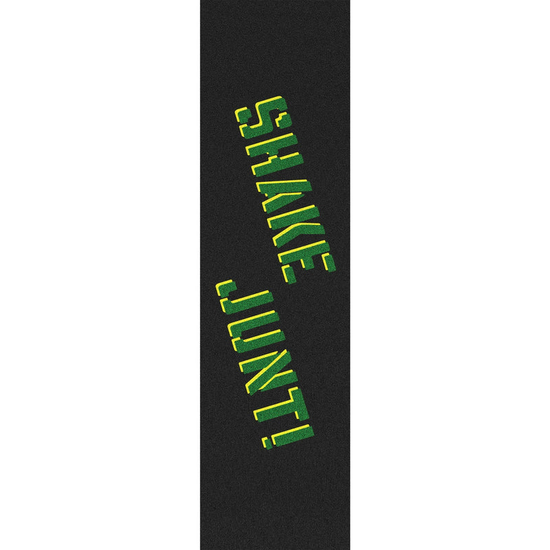 Shake Junt Spray Griptape - Green/Yellow