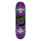 Purple Santa Cruz Glow Dot Mini Skateboard