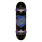 Black Santa Cruz Glow Dot Skateboard