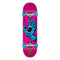 Pink Santa Cruz Screaming Hand Micro Skateboard