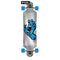 Foil Screaming Hand Santa Cruze Longboard
