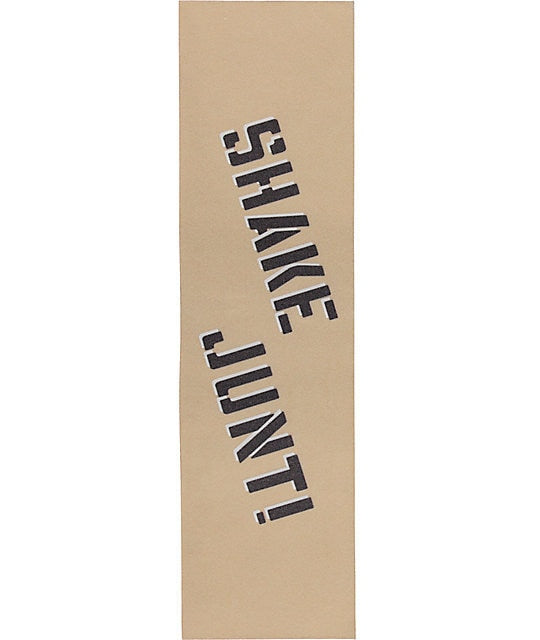 Shake Junt Clear Stencil Skateboard Grip Tape