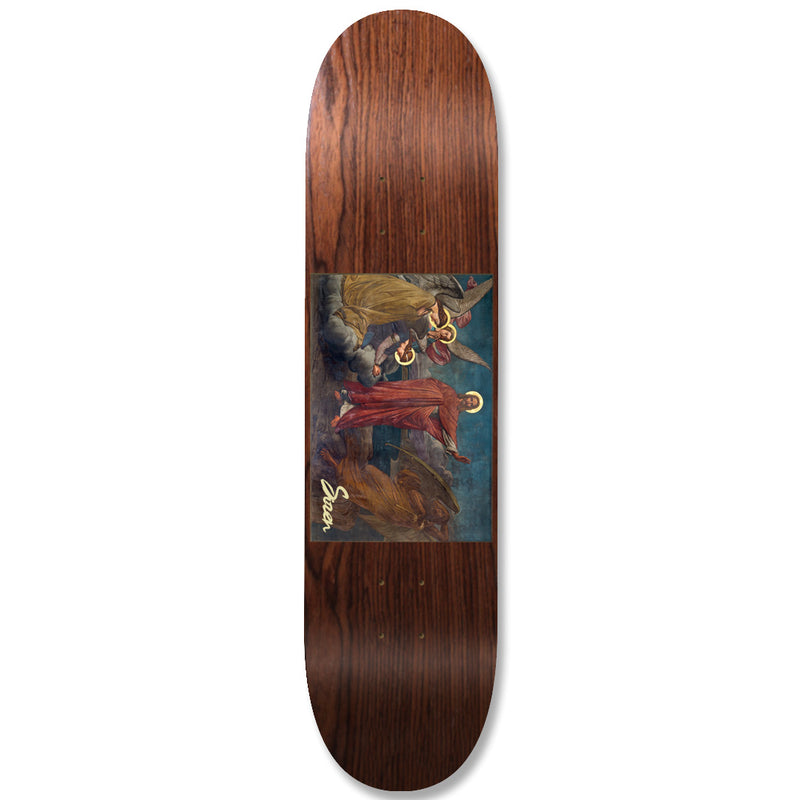 Siren Depart Skateboard Deck - Assorted Stains