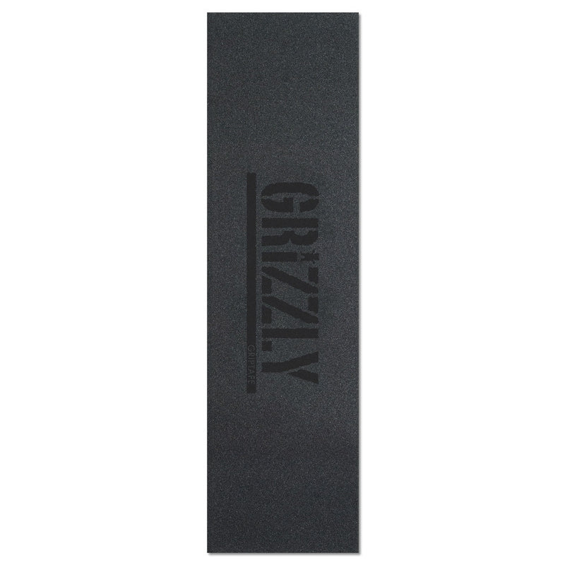 Grizzly Stamp Grip Tape - Black