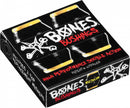 Bones Black Hardcore Skateboard Bushings W/Washers - Medium
