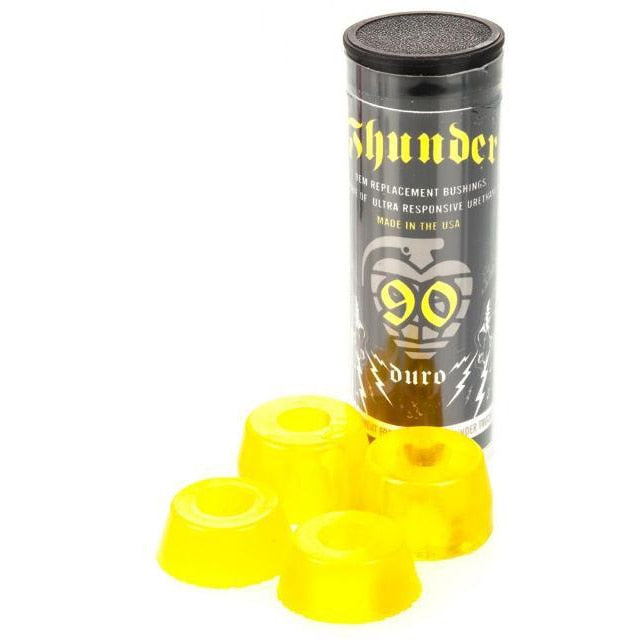 Thunder Yellow Skateboard Bushings - 90D