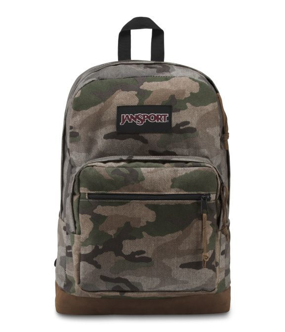 Jansport Right Pack Expressions Backpack - Camo Ombre