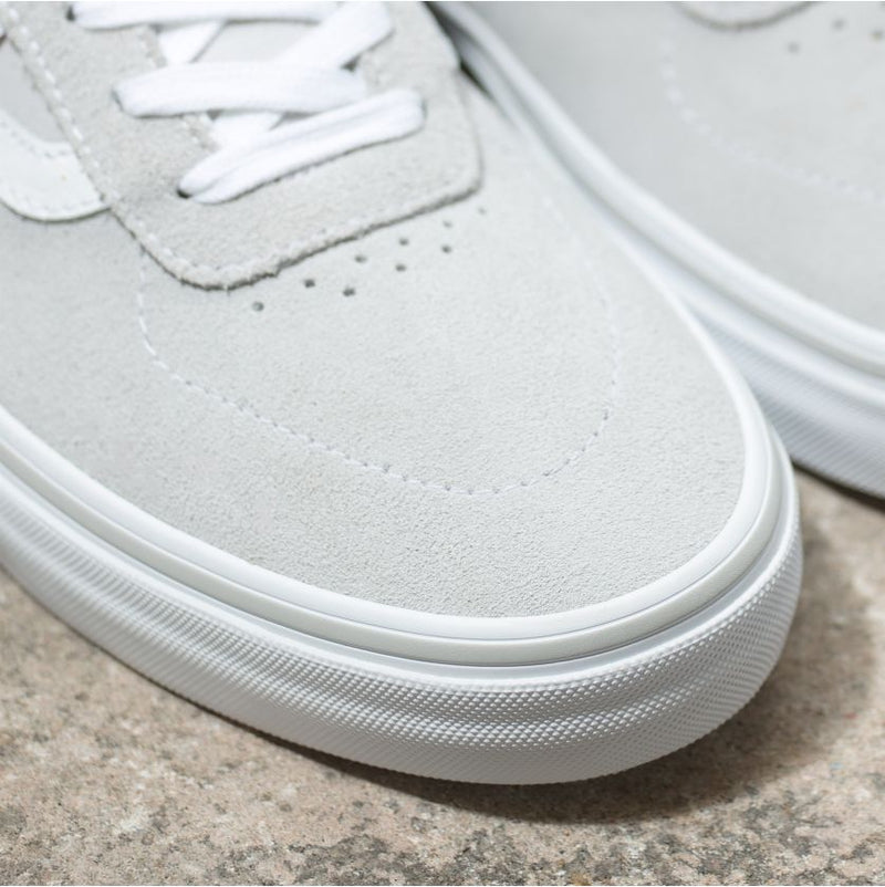 Grey Chambray Kyle Walker Pro Vans Skateboarding shoe Detail