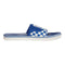 True bLue Vans Ultracush Slide On