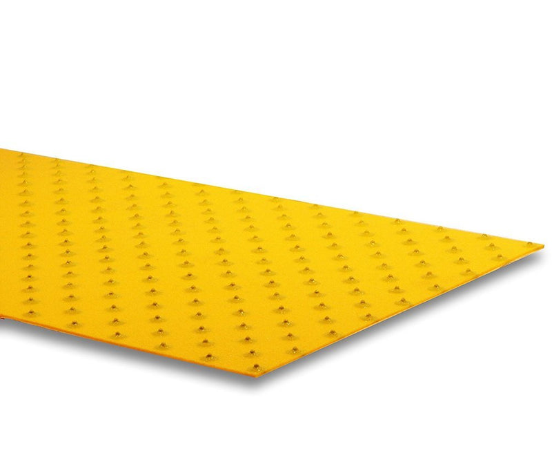 "Xtreme Snowskate Griptape Strip - Yellow (12"" x 24"")"