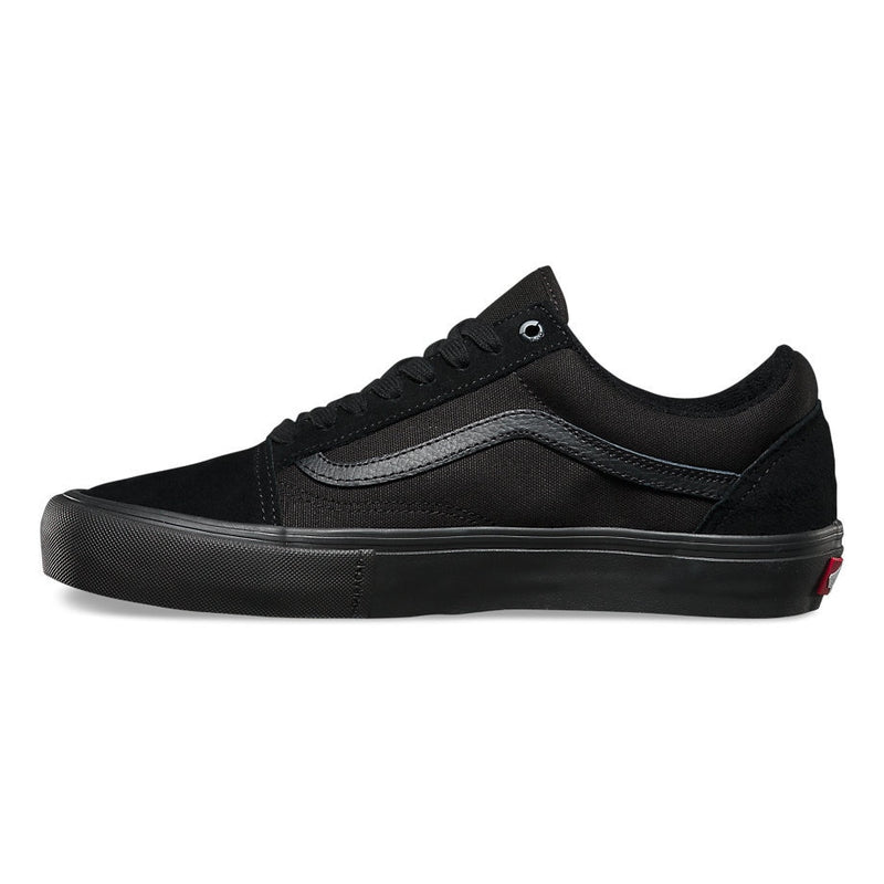 Vans Old Skool Pro Skate shoes - Blackout