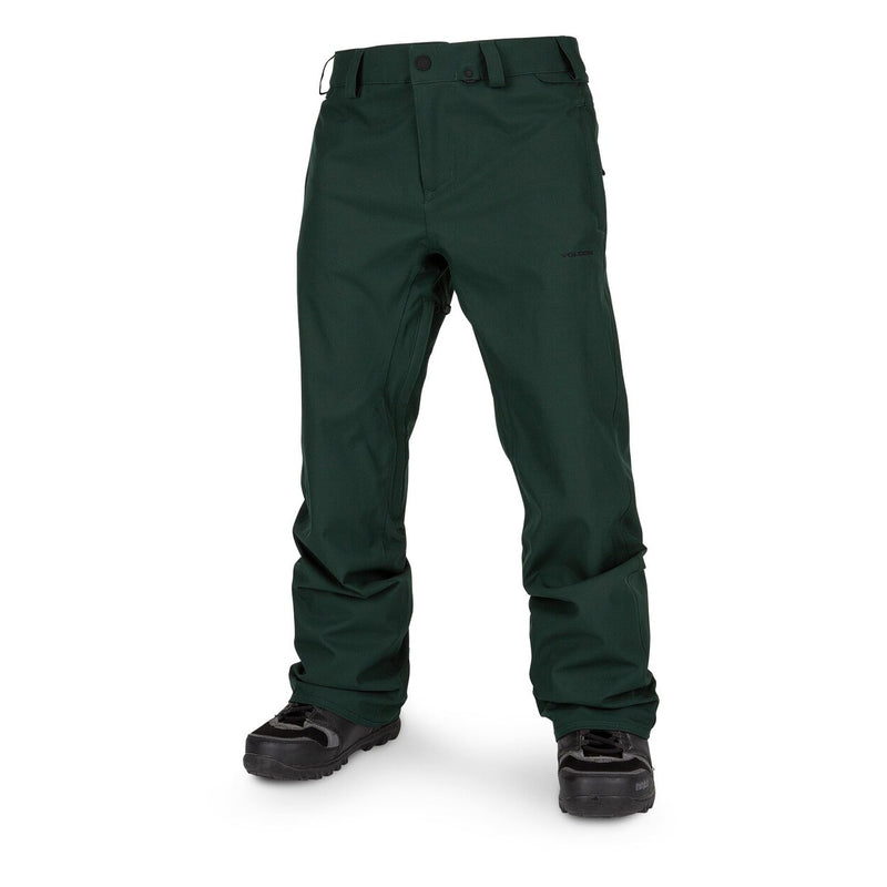 Volcom Freakin Snow Chino Snowboard Pants - Dark Green