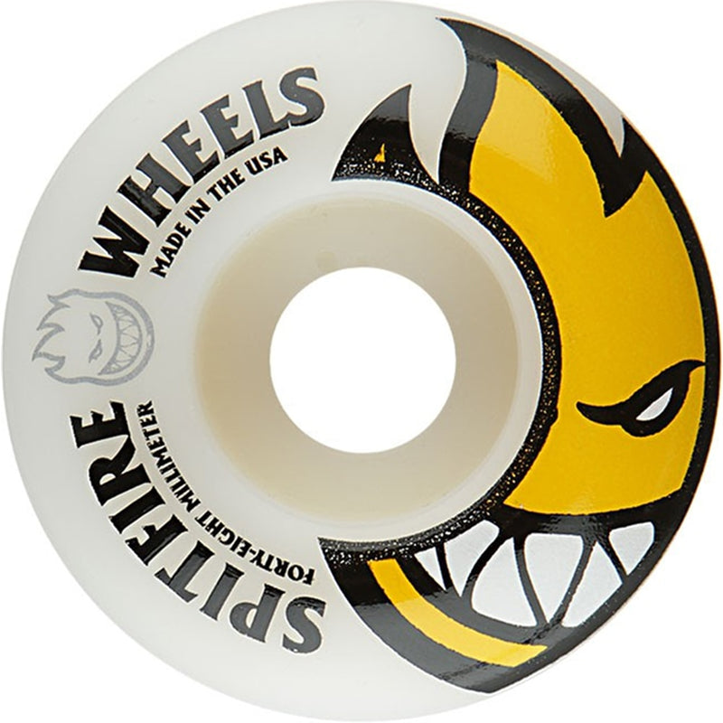 Spitfire Big Head Skateboard Wheels -  48