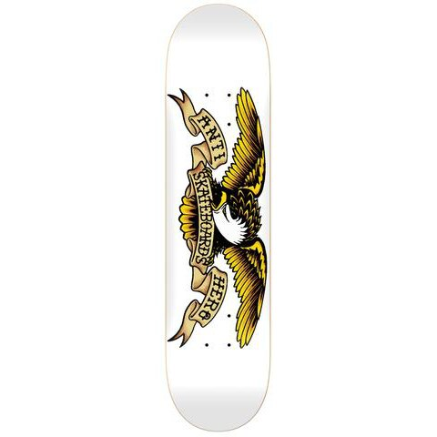 Antihero White Classic Eagle XXL Skateboard Deck