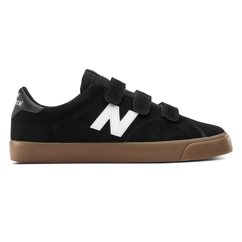 Black and Gum AM210NVW NB Numeric Skateboarding Shoe
