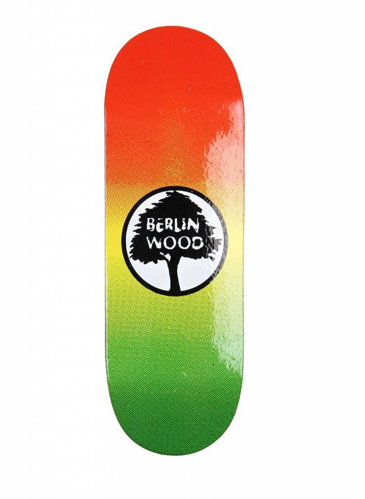 BerlinWood BW Rasta FingerBoard X-Wide 33.3mm