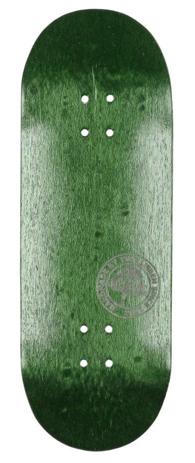 BerlinWood BW Mini Logo FingerBoard X-Wide 33.3mm - Green