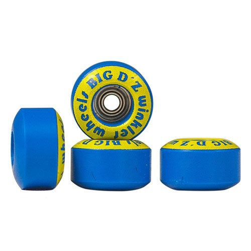 Winkler Big Daddy' Z Fingerboard Wheels - Blue
