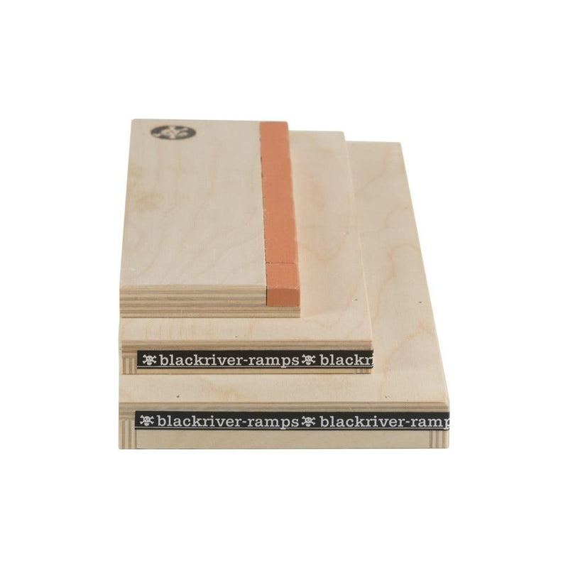 Blackriver Ramps SF Stairs Fingerboard Ramp
