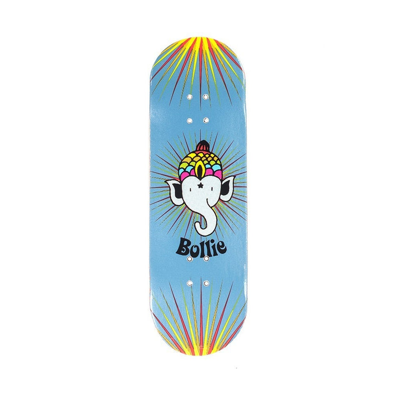 Bollie Metalic Blue FingerBoard 30mm