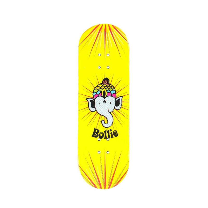 Bollie Yellow FingerBoard 30mm