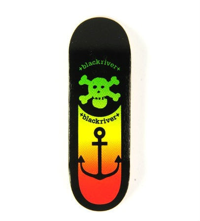 BerlinWood Rasta Anker FingerBoard Wide 32mm