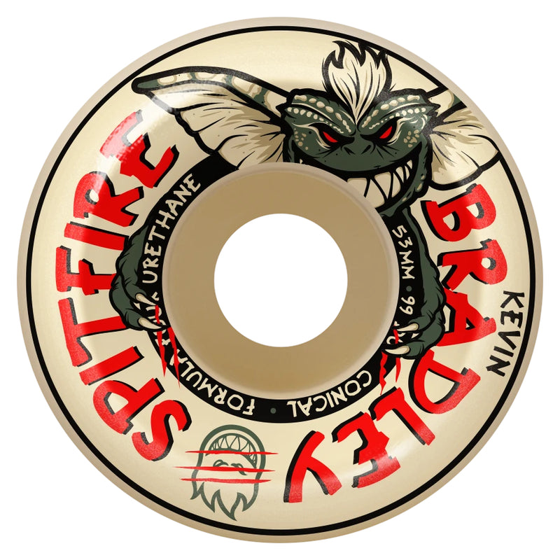 Kevin Bradley Conical F4 99D Spitfire Skateboard Wheels