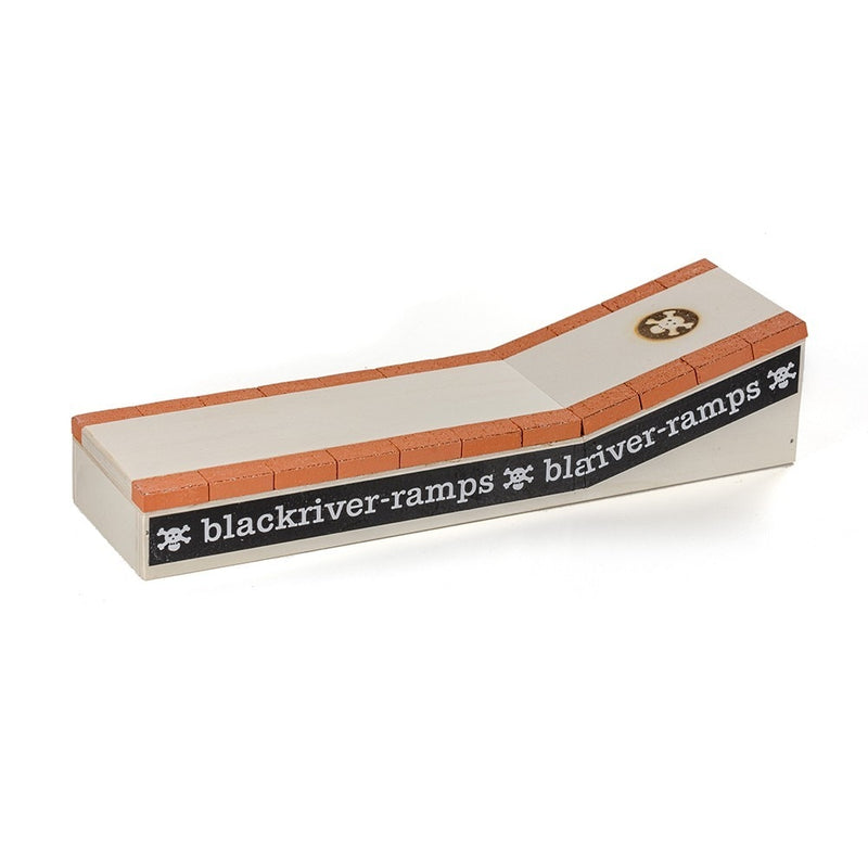 Blackriver Ramps Fingerboard Brick Curb Kicker
