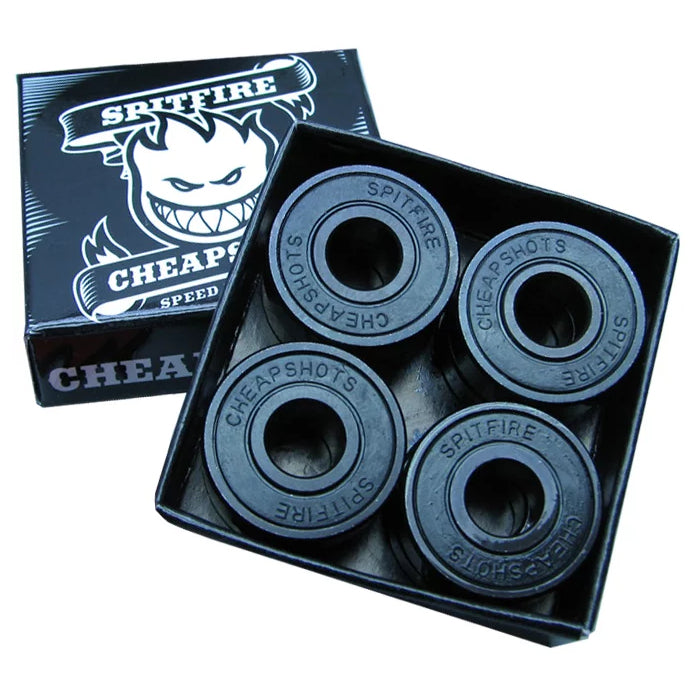 Cheapshots Spitfire Skateboard Bearings