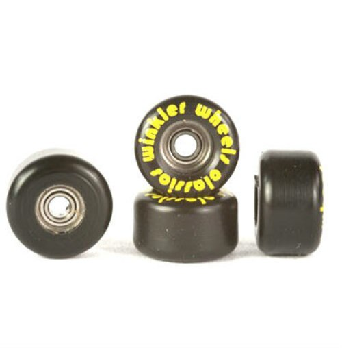 Winkler BR Fingerboard Wheels - Black
