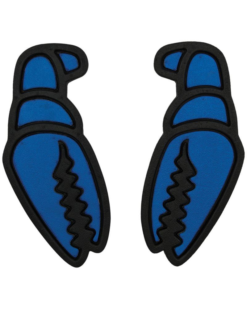 Crab Grab Mega Claw Snowboard Stomp Pads - Blue
