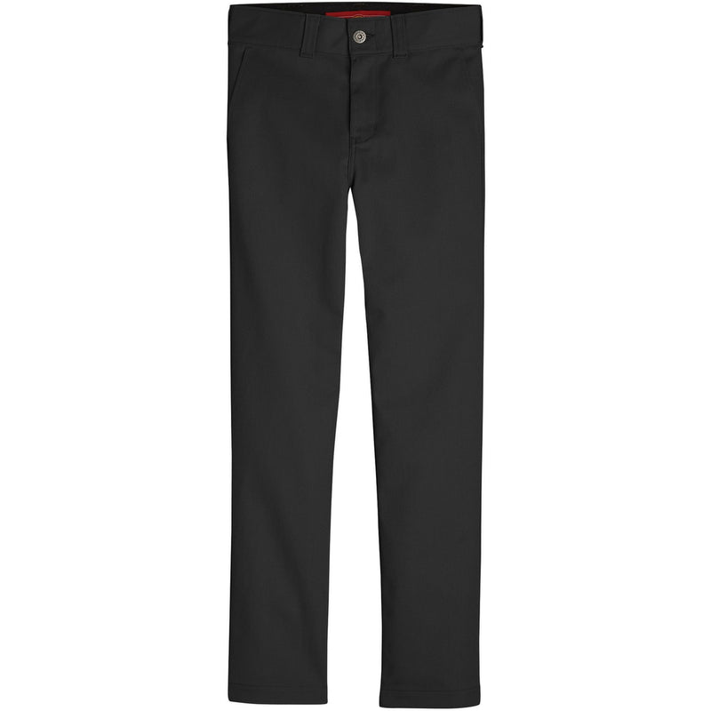 Dickies 67' Boys Slim Fit Flex Pants - Black