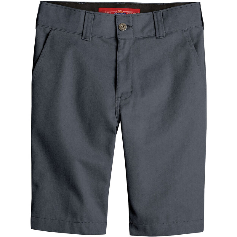 Dickies 67' Boys Slim Fit Flex Shorts - Charcoal