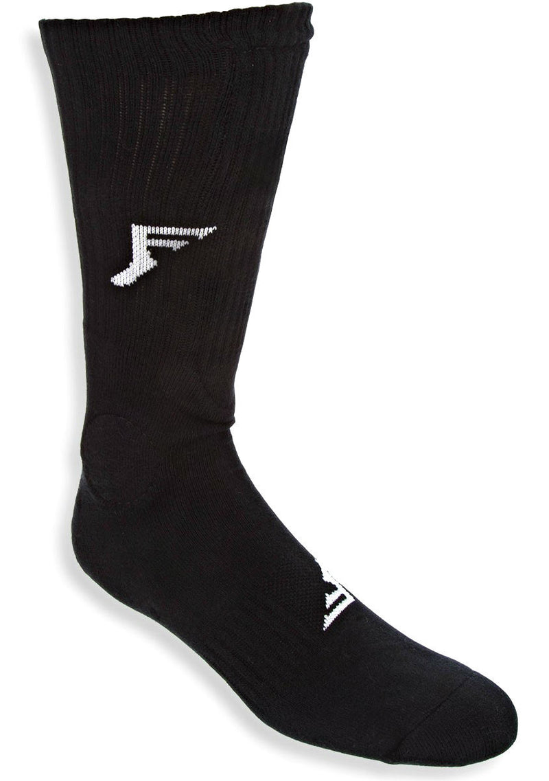 FP Black Knee High socks - (Protector Pad Compatible)