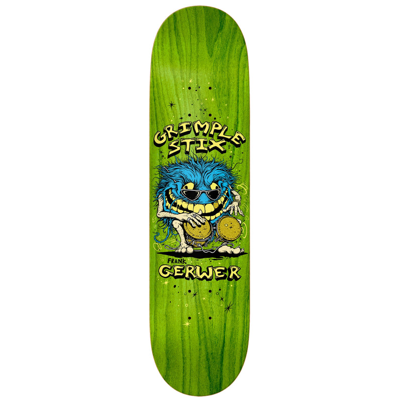 Frank Grewer Family Band Grimple Stix Skateboard Deck