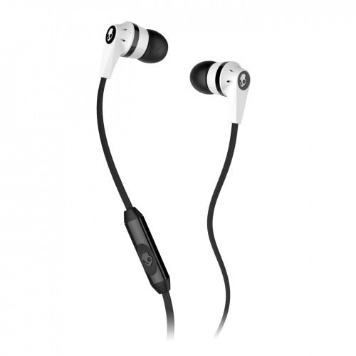 Skullcandy Ink'd 2.0 With Mic - White/Black