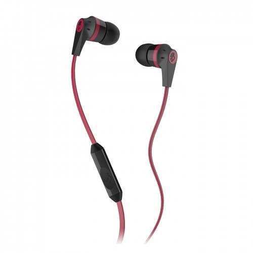 Skullcandy Ink'd 2.0 With Mic - Black/Red