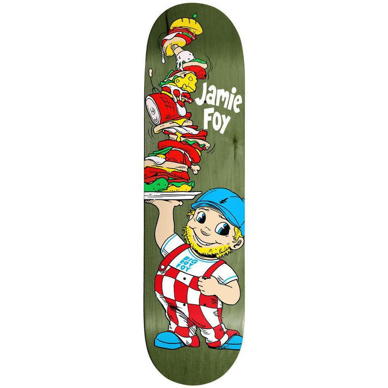 Deathwish Big Boy Foy Skateboard Deck