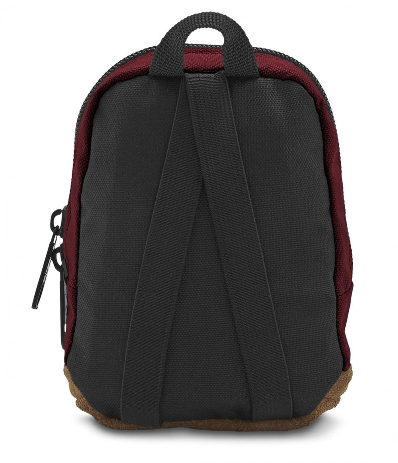 Jansport Right Pouch Miniature Backpack - Viking Red