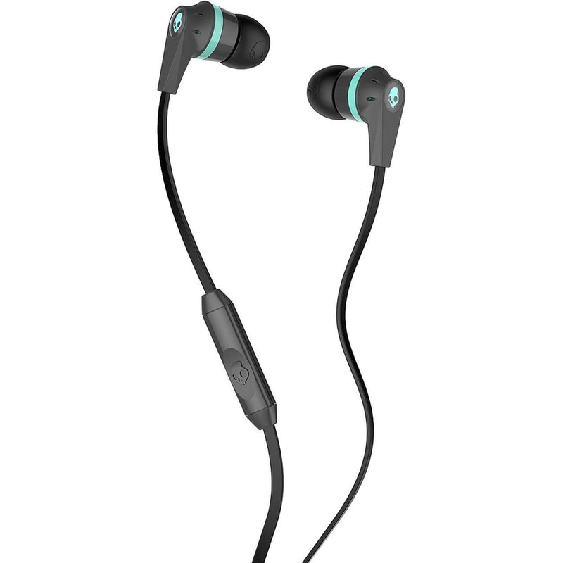 Skullcandy Ink'd 2.0 With Mic - Carbon/Mint