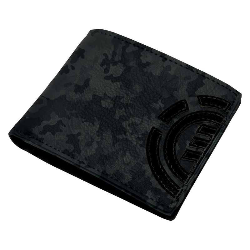 Element Skateboards Daily Wallet - Bark Camo