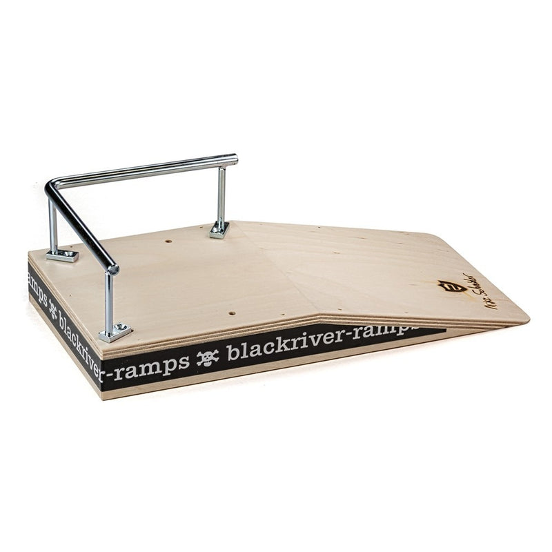 Blackriver Ramps Mike Schneider Fingerboard Loading Dock III
