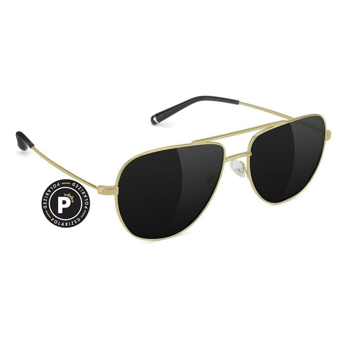 Glassy Neen Premium Plus Sunglasses - Gold
