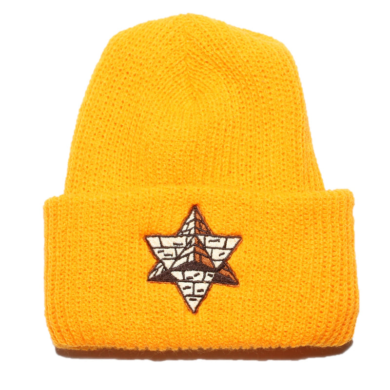 Maize Pyramid Country Logo Beanie
