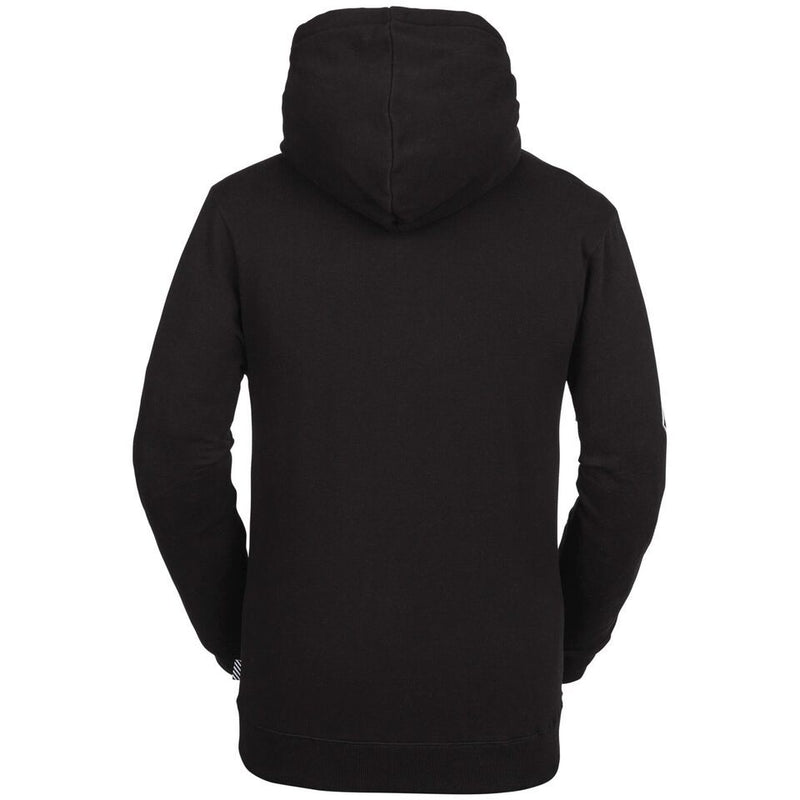 Volcom Deadly Stone Pullover Hoodie - Black
