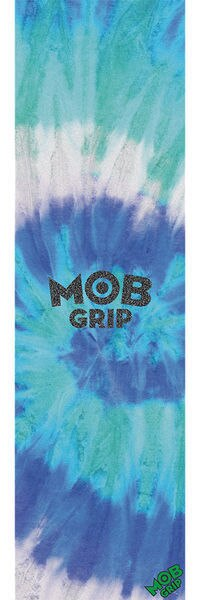 MOB Tie Dye Blue Pastel Skateboard Grip Tape