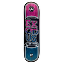 Exodus Stacked Fade Deck - Blue / Pink